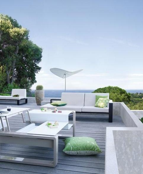 petalo parasol ego paris arredo e convivio. Black Bedroom Furniture Sets. Home Design Ideas
