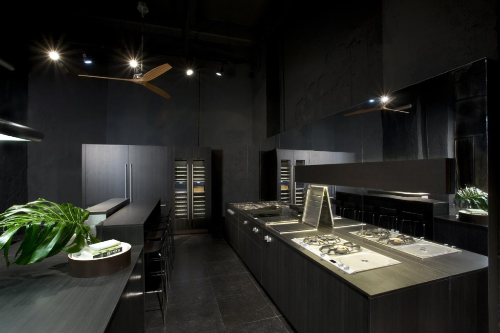 Kitchen lab boffi gaggenau arredo e convivio for Boffi outlet