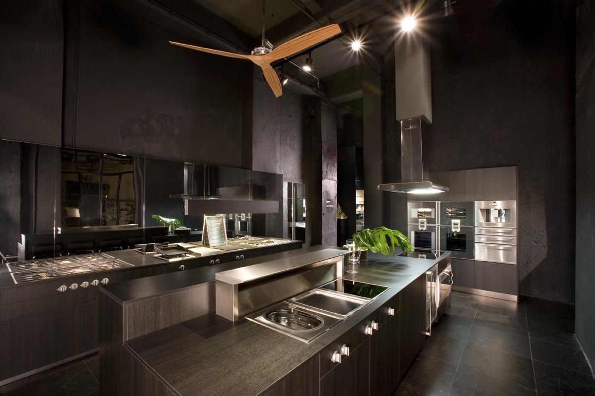 Kitchen lab boffi gaggenau arredo e convivio - Cucine boffi milano ...