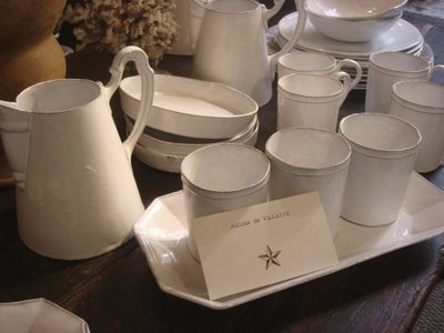 astier de villatte im perfette fantasie di ceramica arredo e convivio. Black Bedroom Furniture Sets. Home Design Ideas