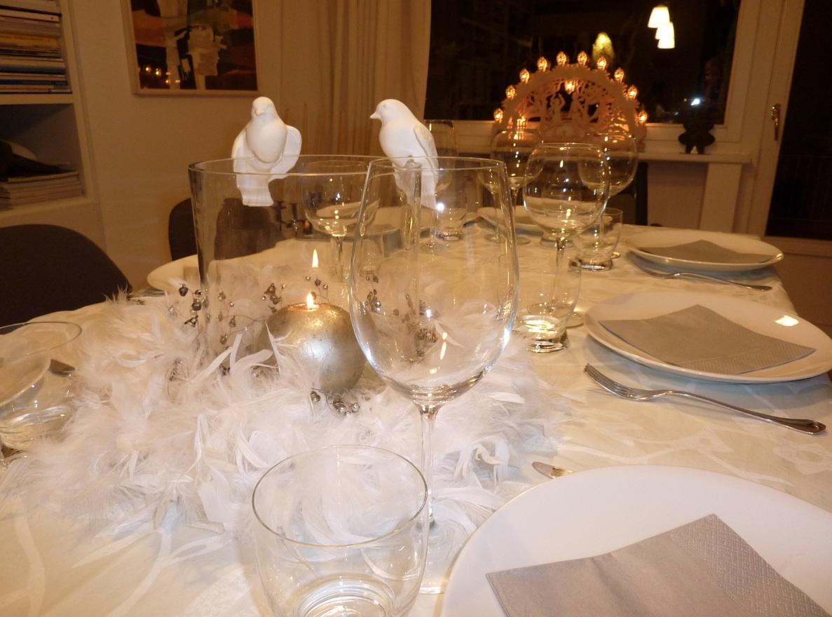 centro tavola Natale 2012 arredoeconvivio