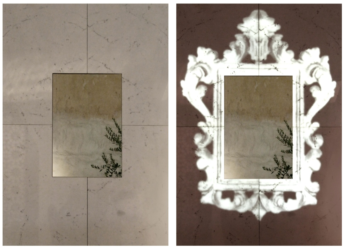 """Hisia"""" """"Controversa"""" lo specchio di Paolo Ulian  Arredo e ..."""