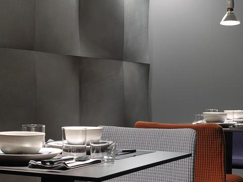 Lithos Design DRAPPI PIETRA  foulard Design Raffaello Galiotto
