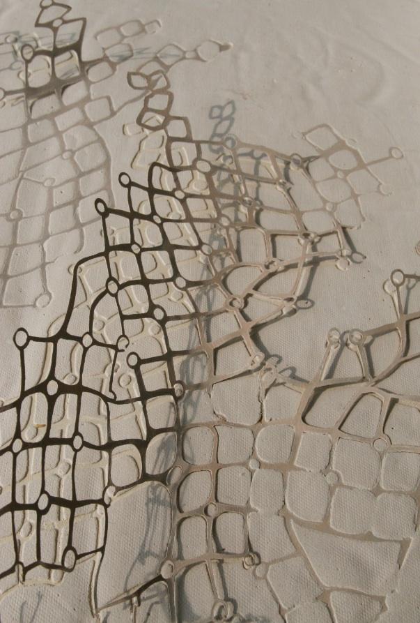 Concrete wood 2010 detail Alessia Giardino