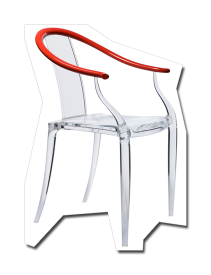 Mi Ming rossa design: Philippe Starck per xO