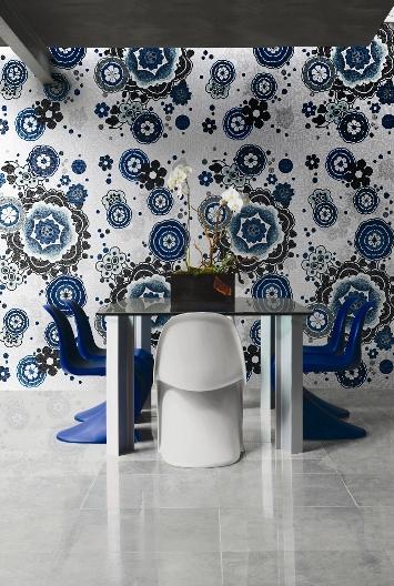 Bloem Blu_design by Marcel Wanders