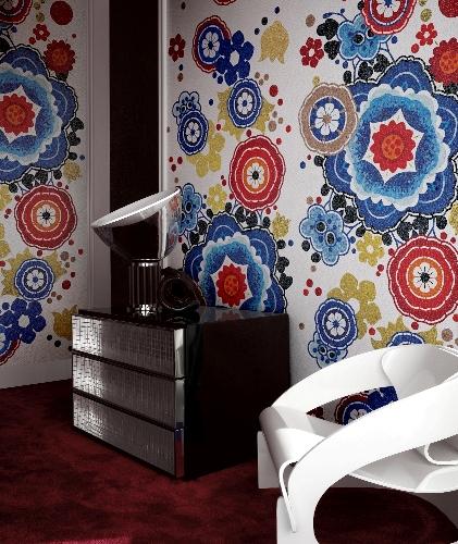 Bloem Rosso_design by Marcel Wanders