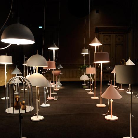 Nendo Illuminated by Wastberg