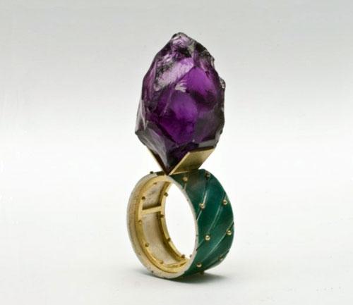 Philip Sajet Ring A la recherche du joyau perdu 2 2011 foto Klimt02