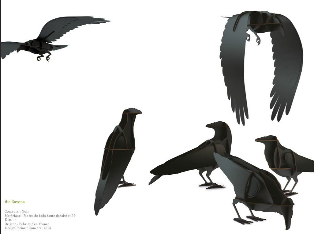 The Ravens Ibride