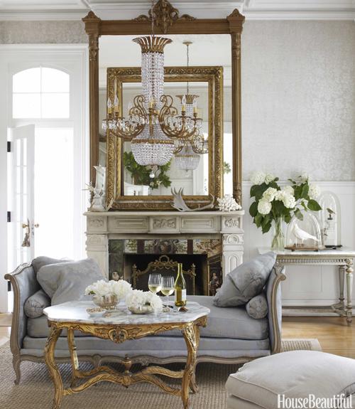 Designer Annie Brahler in House Beautiful
