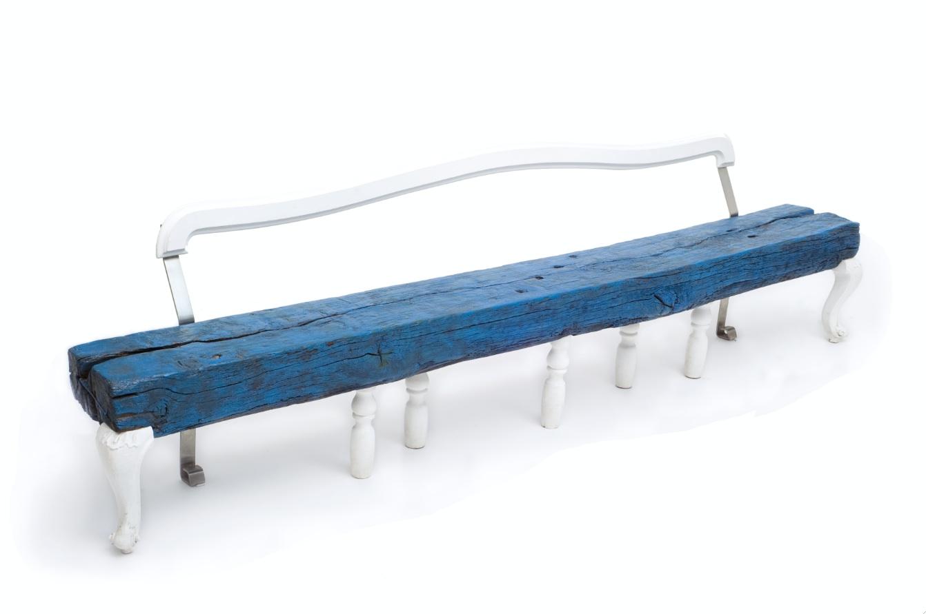 Gala Bench Collection designer F.Martinelli