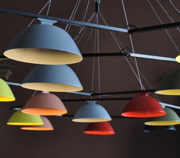 Inga Sempé lampada W103s per Wästberg5