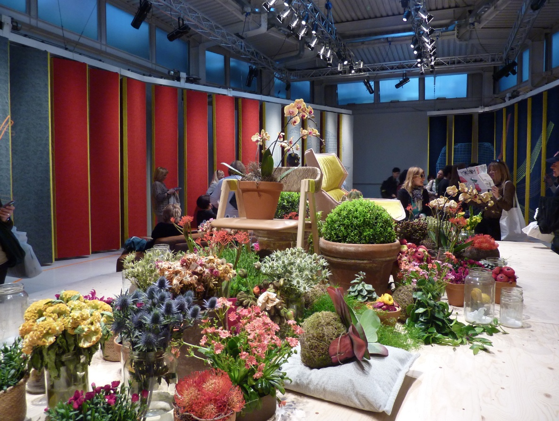 Moroso show-room Fuorisalone 2013