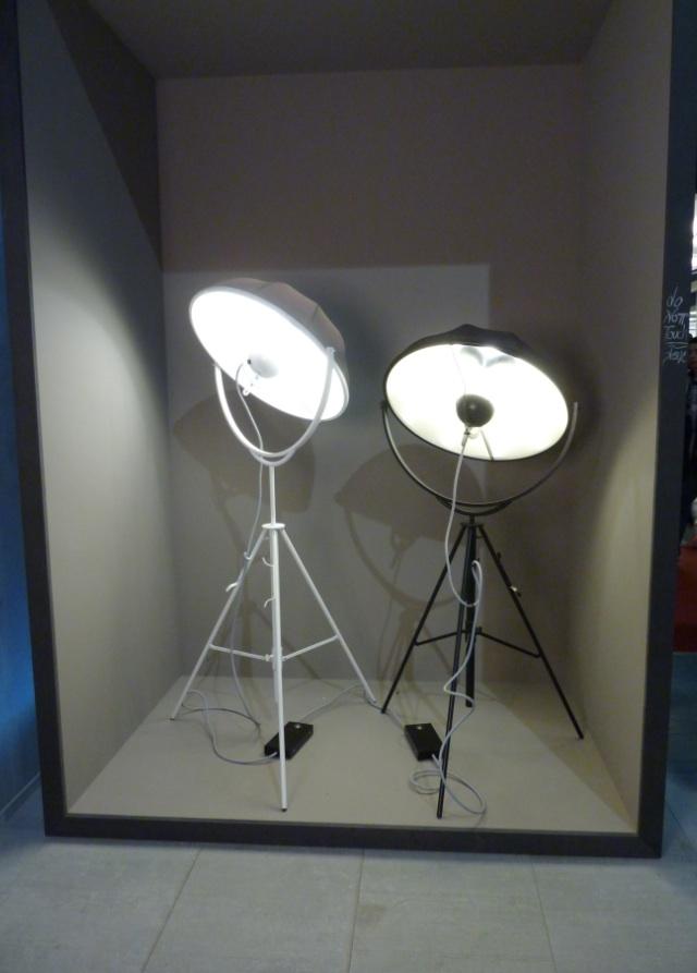 Pallucco luci Salone del Mobile 2013