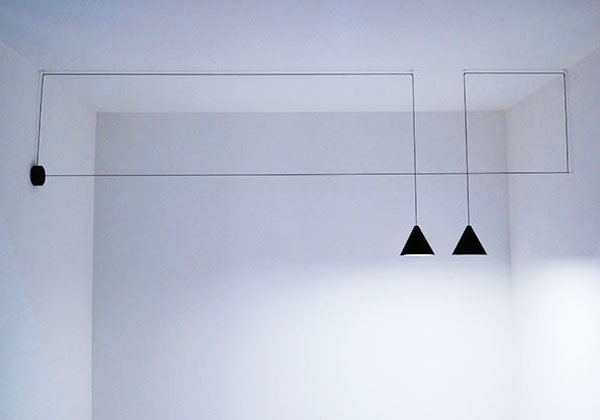 flos string lights di michael anastassiades arredo e convivio. Black Bedroom Furniture Sets. Home Design Ideas