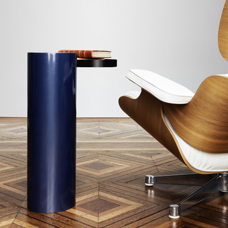 Salute occasional table by Sebastian Herkner New-collection La Chance