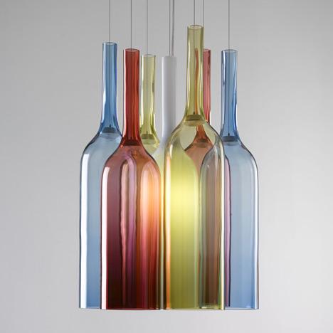 Arik Levy: RGB per Lasvit