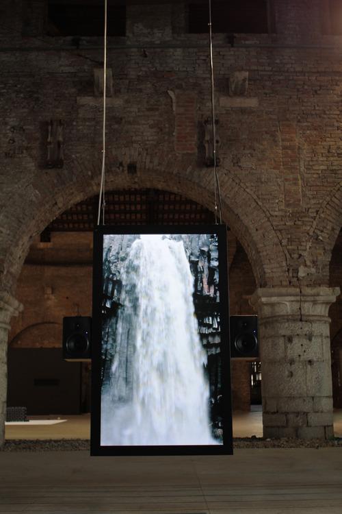 Octfalls 2011 Installation