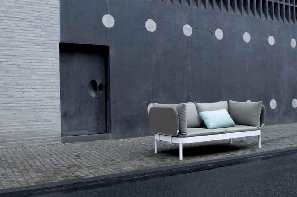tropez collection di stefan diez per gandia blasco arredo e convivio. Black Bedroom Furniture Sets. Home Design Ideas