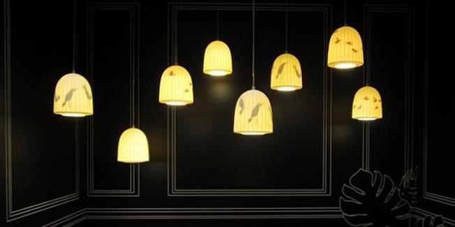Lamp Magie di Bernardaud