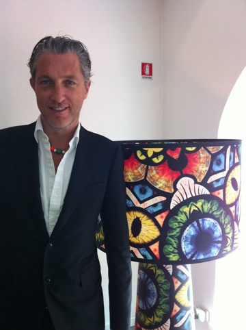 EYE SHADOW Marcel Wanders Cappellini