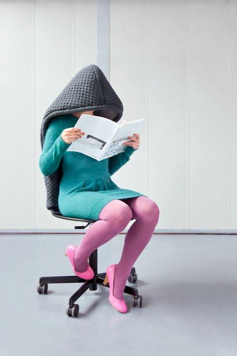 Chair Wear: Bernotat&Co Foto Marleen Sleeuwits