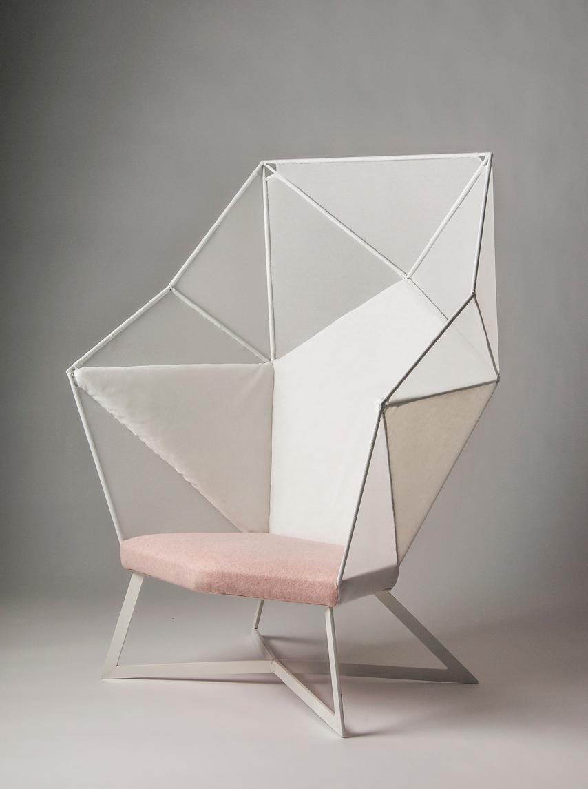 A Brilliant Chair: Eva Fly