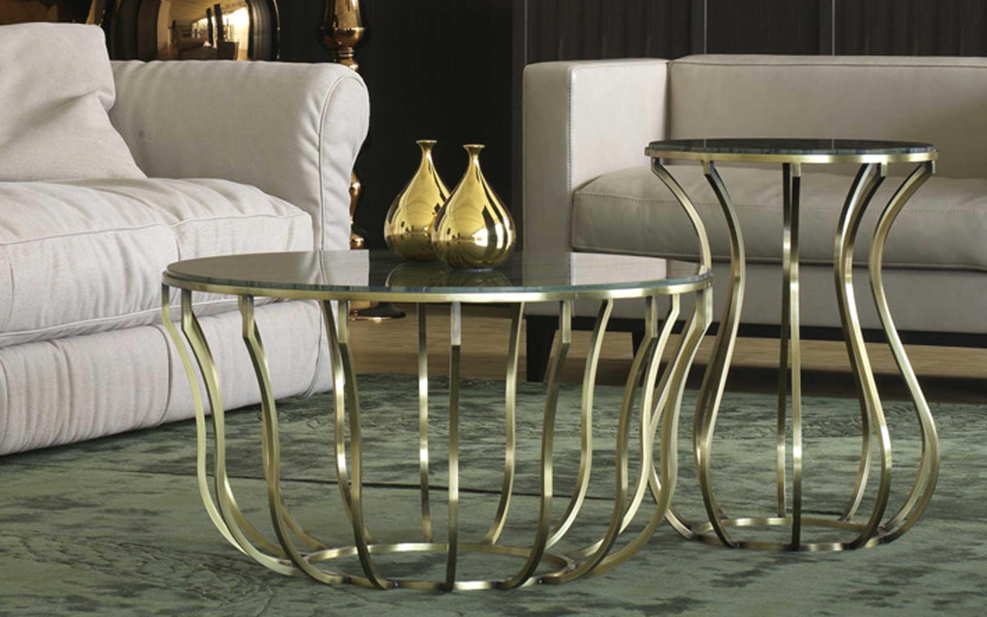 Tavolino Jules Baxter by Roberto Lazzeroni