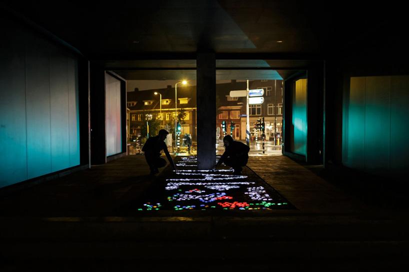 Cristalli di Luce by Daan Roosegaarde
