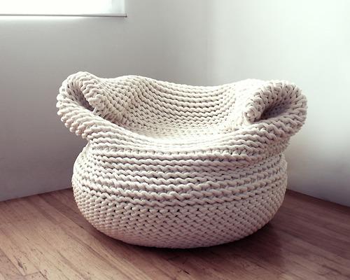 """""""Bdoja Chair"""" di Amaya Gutierrez"""