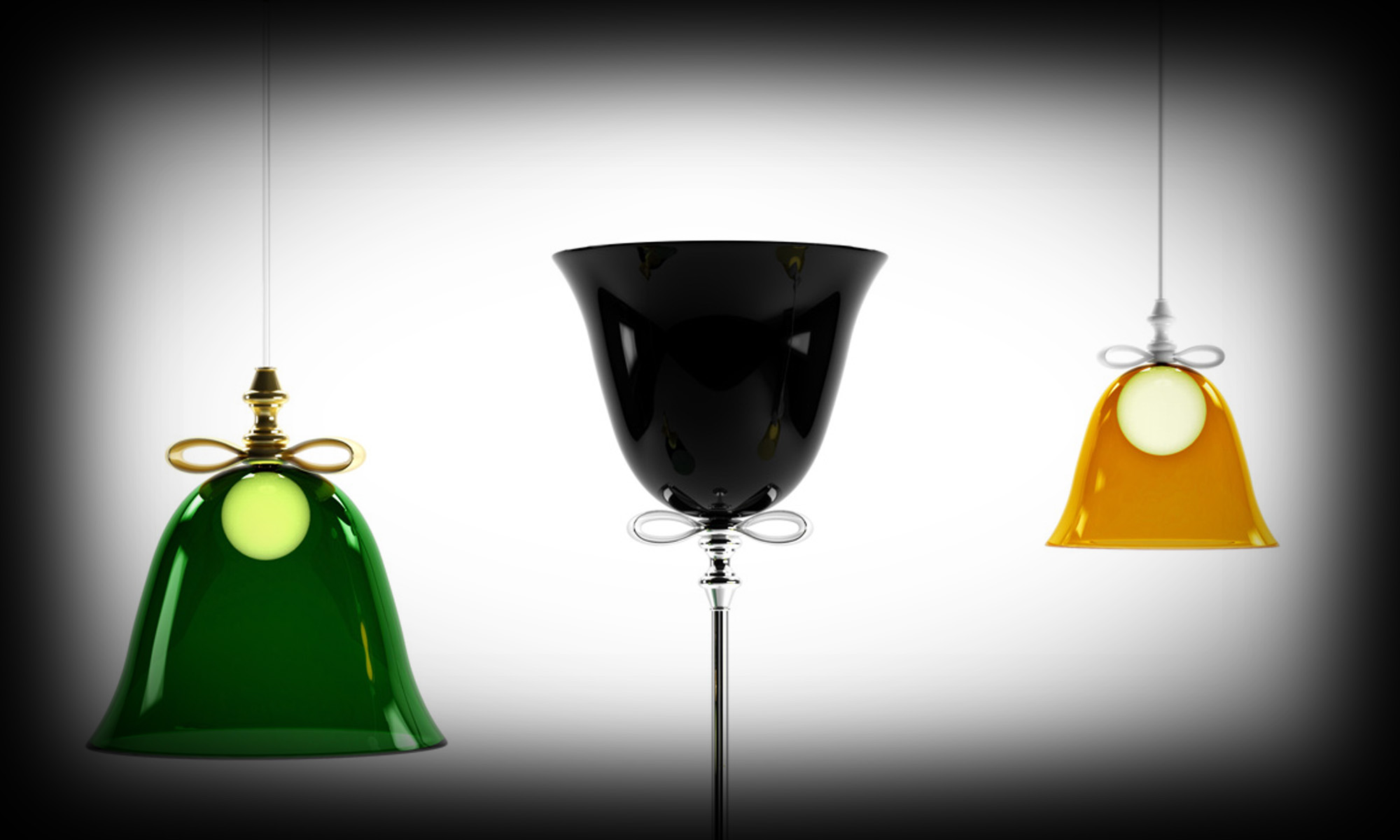 Bell Lamp di Marcel Wanders