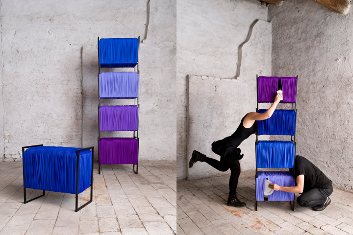 Fragmented Cabinets 02: Francesca Lanzavecchia  Hunn Wai