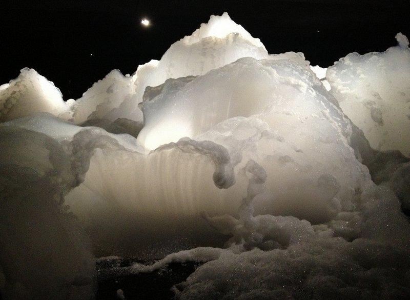 """""""Foam"""" di Kohei Nawa"""