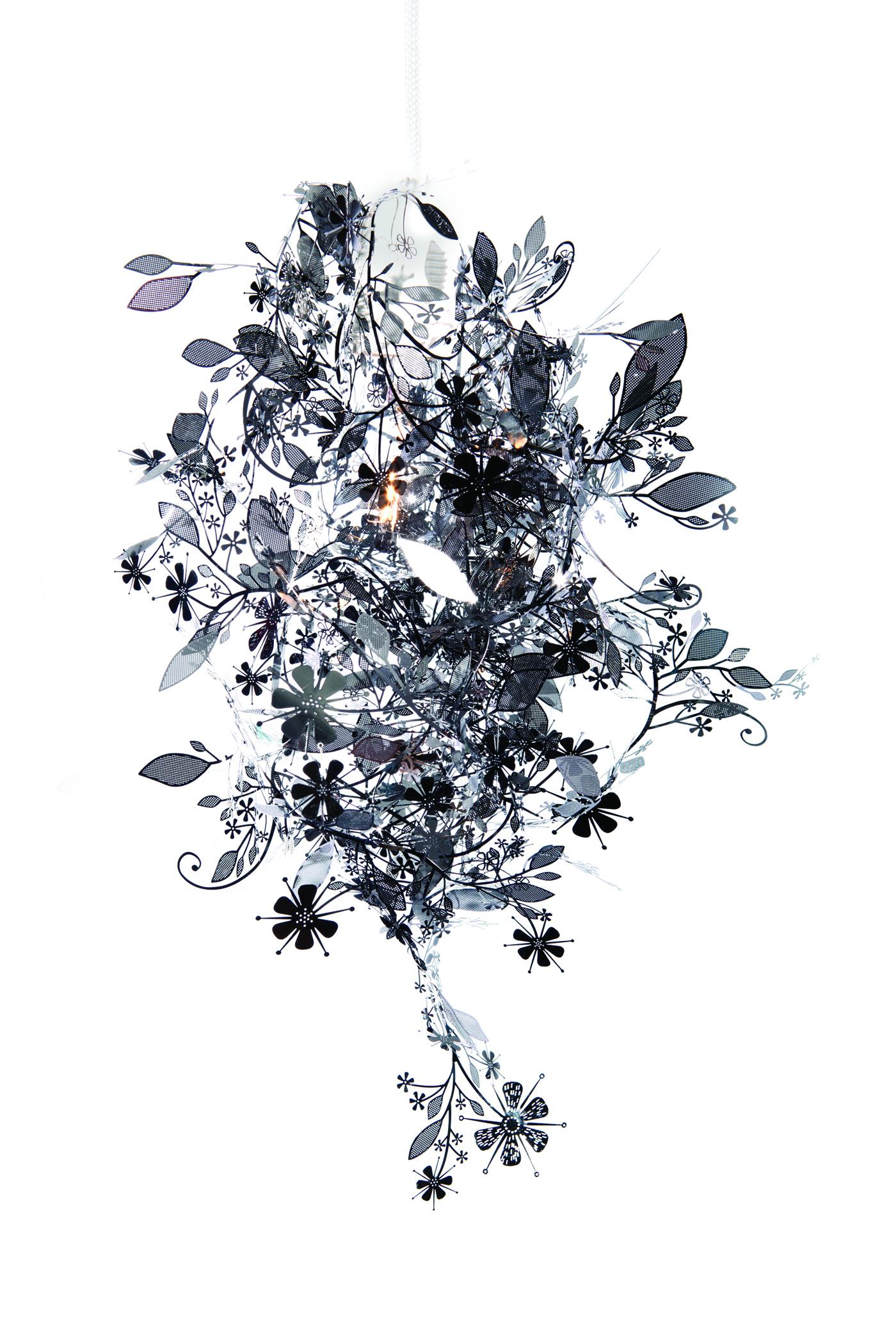 Lighting: Garland Light by Studio Tord Boontje - black