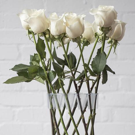 Crown Vase: Lambert Rainville