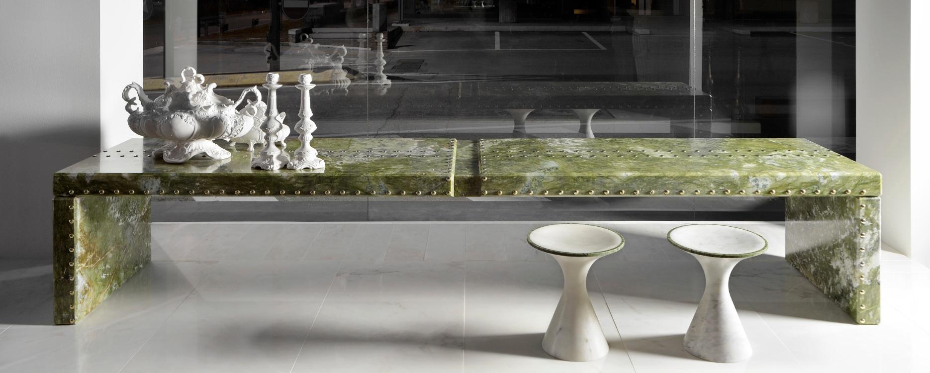 IBRIDO Decormarmi Design: Sonja Vizzini