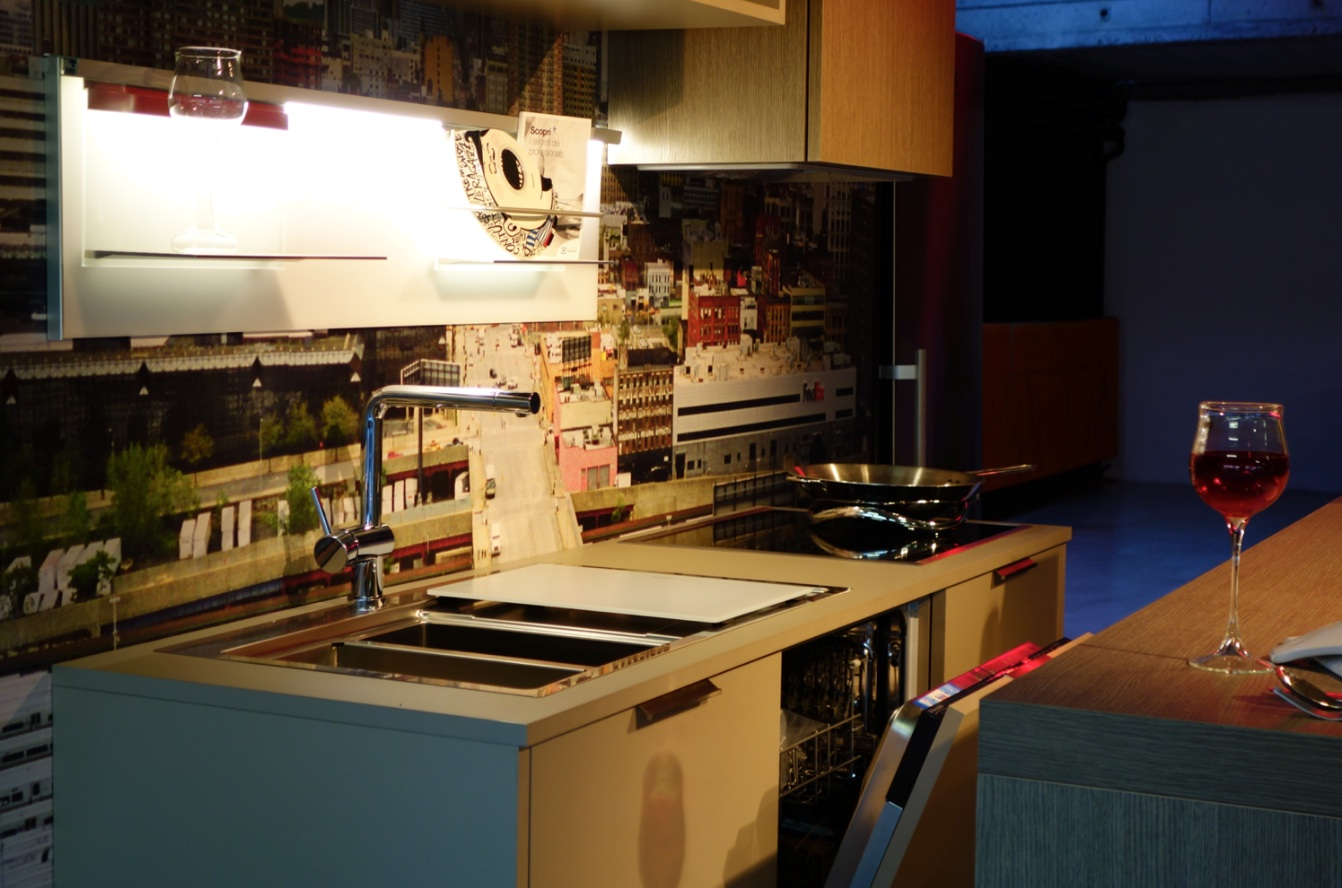 TAAK-compact kitchen Scic