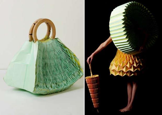 Jule Waibel  Folding Collection