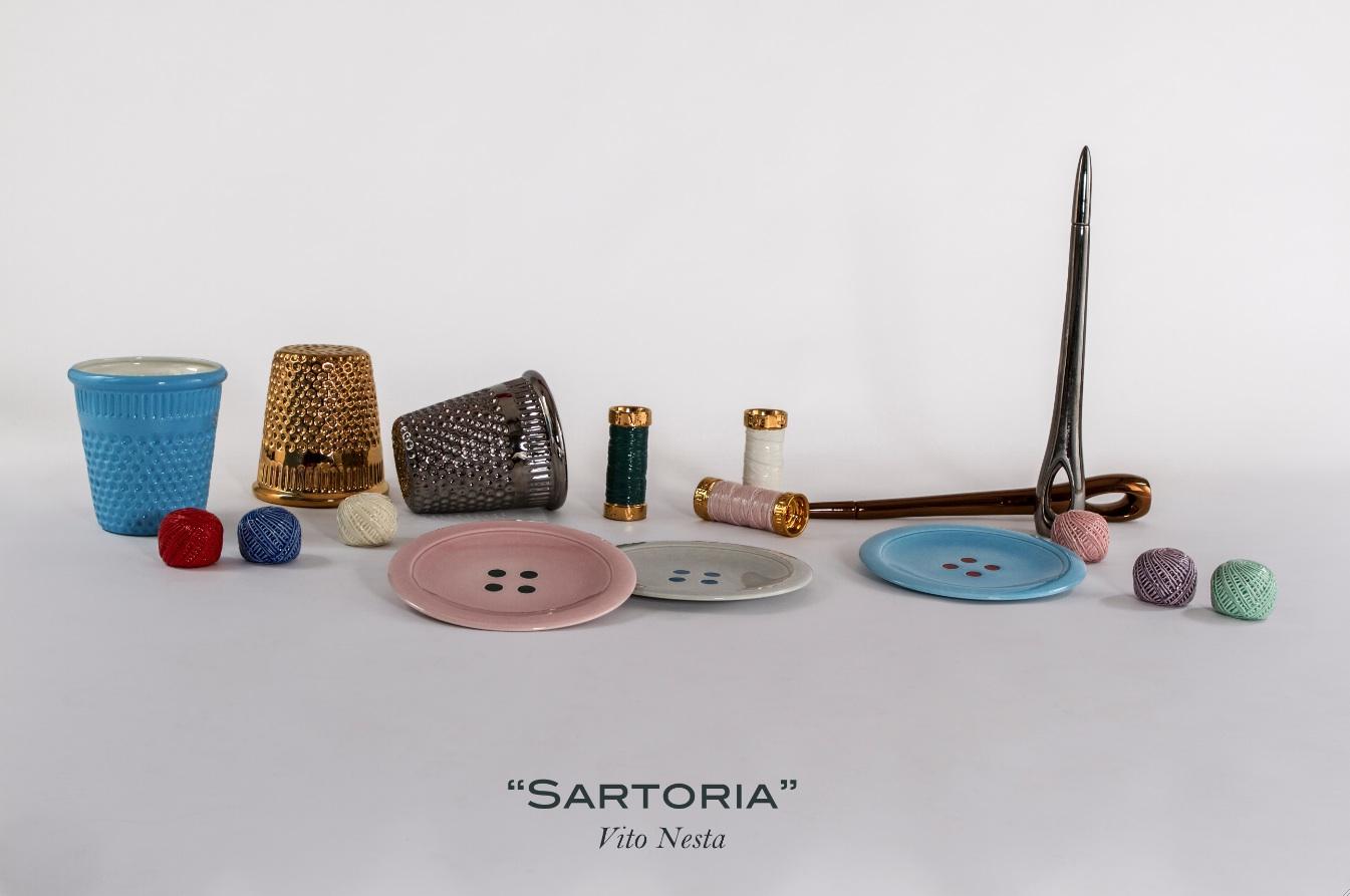 CERAMICHE SARTORIALI  - Collection Sartoria