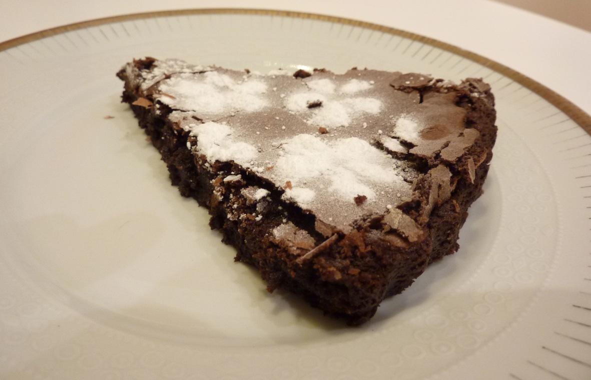 torta al cioccolto senza farina1