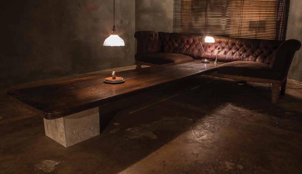 Chesterfield Table, 2012The Chalk Room | ©JAMESPLUMB 2012