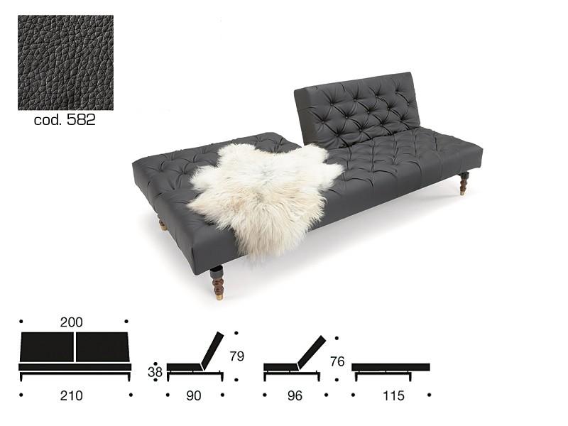 Divani e poltrone letto di design arredo e convivio for Nuovo arredo divani letto