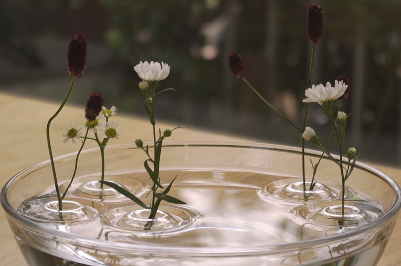 Floating Ripple Vases: Oodesign