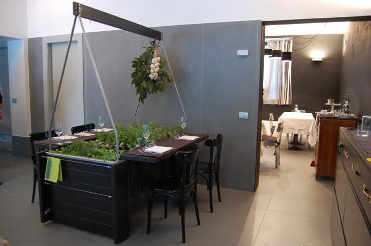 OrtoAlto Verde profilo ristorante