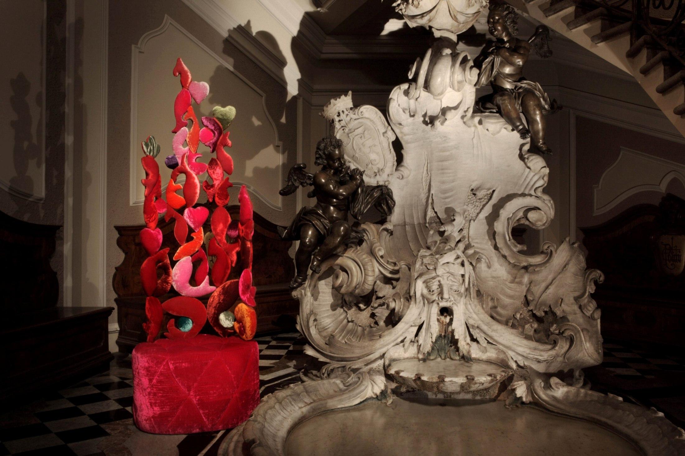 La casa morbida tra arte e design arredo e convivio for Arte e arredo