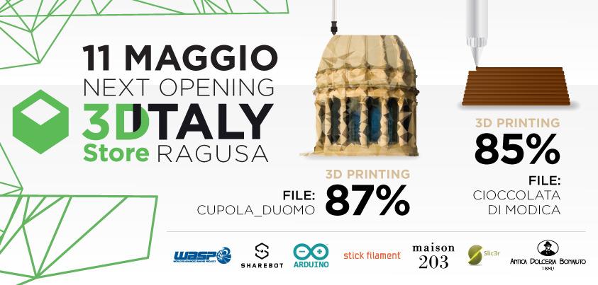 3ditaly-stampanti-3d-printing-italia-maker-ragusa-sicilia-maggio-cioccolata