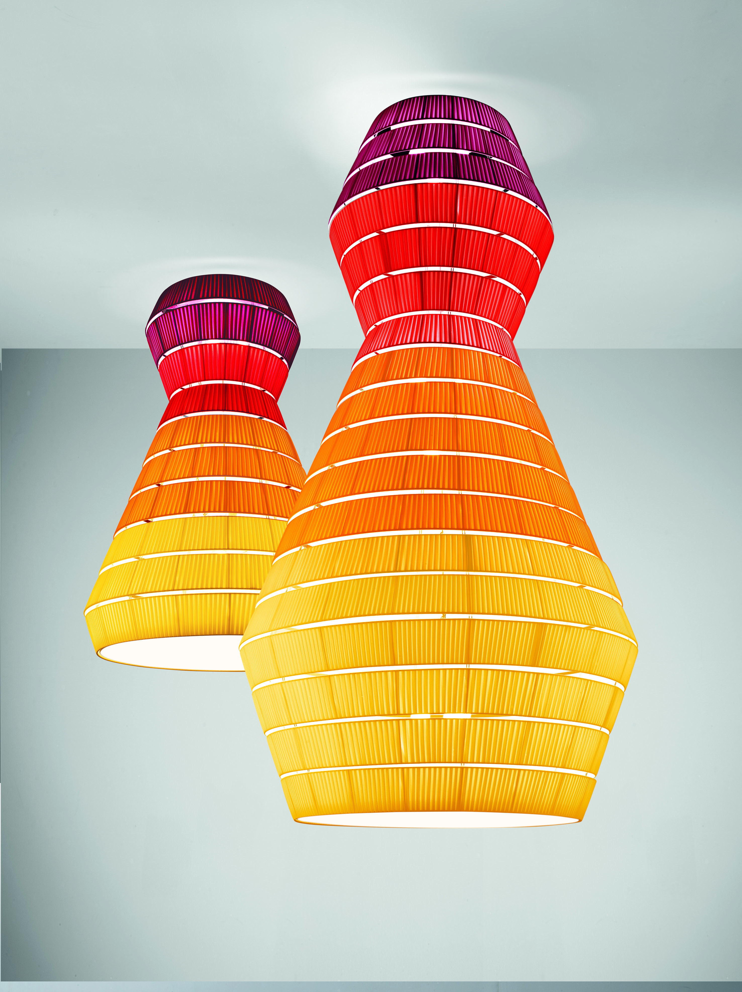 Layers, di Axo Light Design: Vanessa Vivian