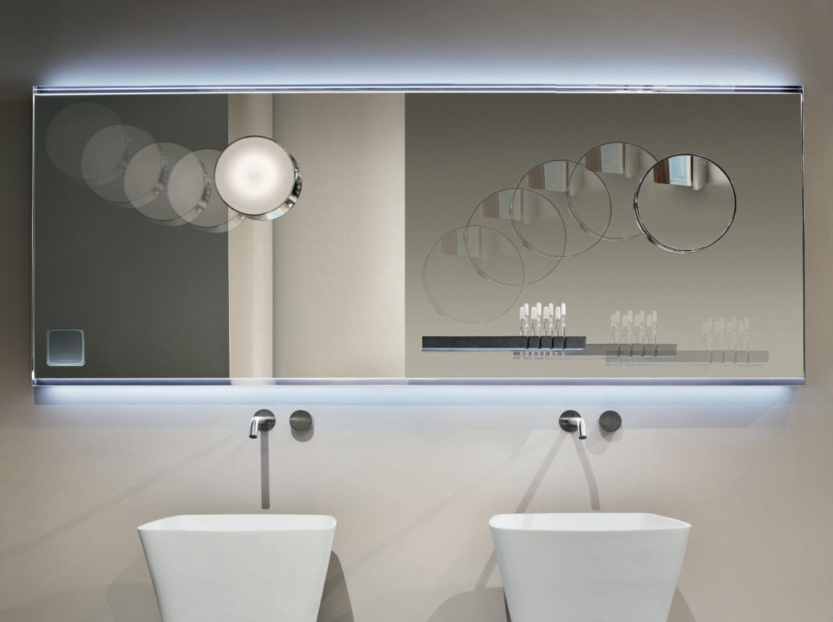 Ego l intrigante specchio magnetico personalizzabile arredo e convivio - Specchio d arredo ...
