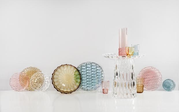 Patricia Urquiola jellies-family